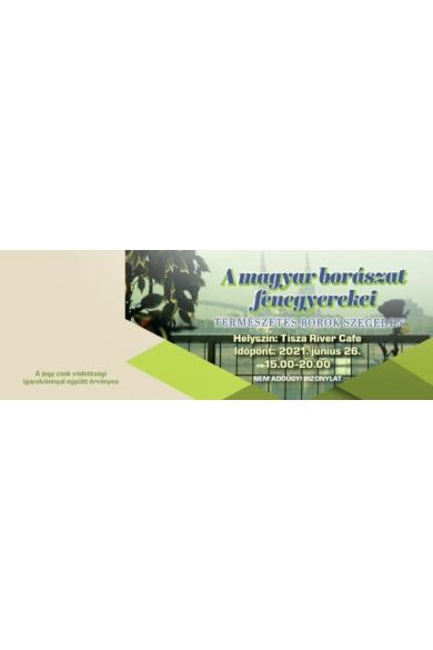 A Magyar Borászat Fenegyerekei jegy