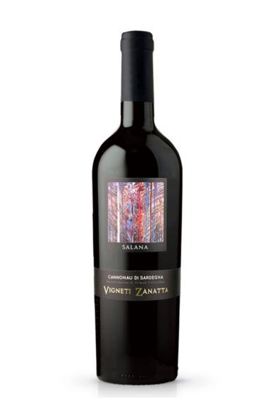 Vigneti Zanatta - Cannonau Di Sardegna DOC 2019